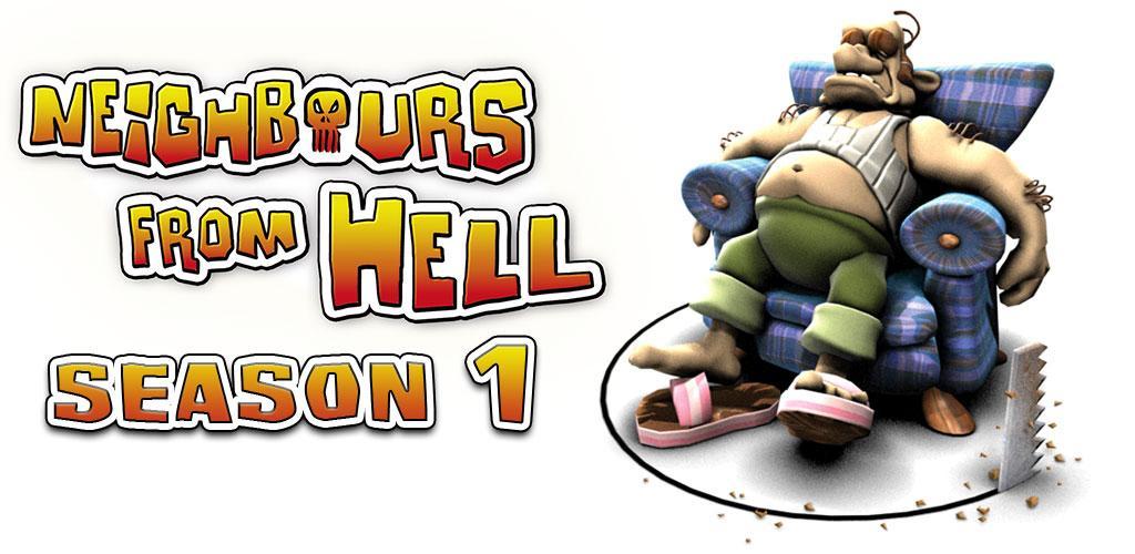Neighbours From Hell: Season 1 für 99 Cent @ Google Play