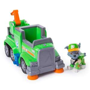 Bei Abholung - Paw Patrol - Ultimate Rescue Recycling Truck mit Welpe Rocky