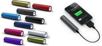 MiPow PowerTube 2200 Mobilfunk Akku mit 30% (MacLife Aktion)