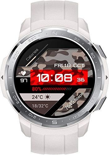 [Amazon oder NBB] HONOR Watch GS Pro Smartwatch (35 mm AMOLED-Display, SpO2-Messung, Herzfrequenzmessung, 50 m Wasserdicht, GPS)