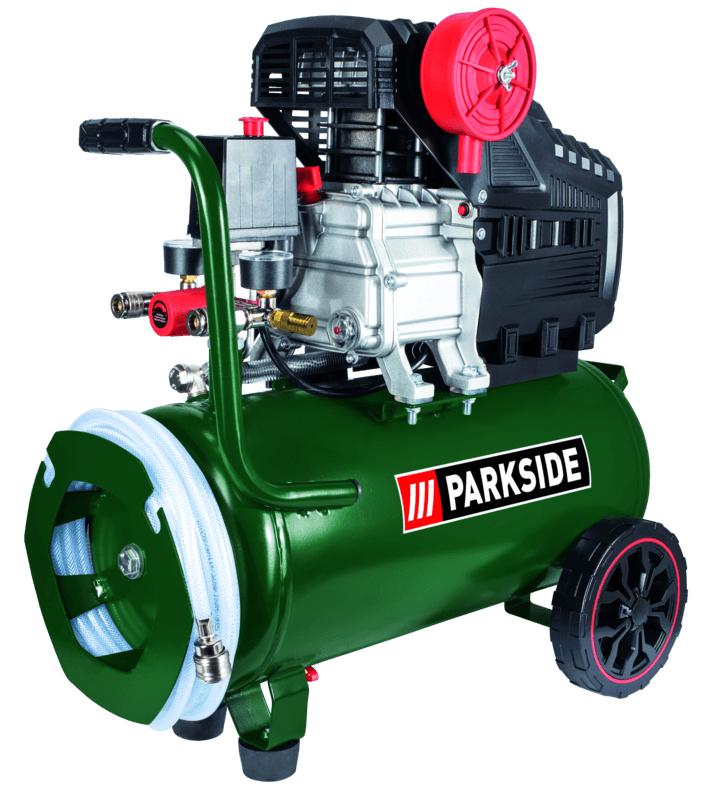 [Scheppach] Kompressor Parkside PKO24A1 24L