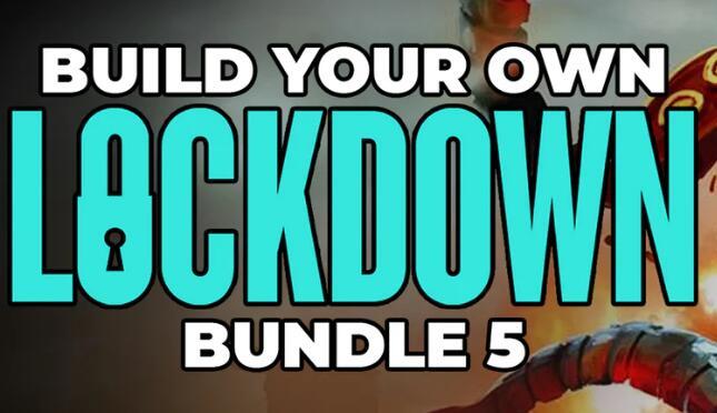 Build Your Own Lockdown Bundle mit 10 Steam Games für 4,99€ (Fanatical)