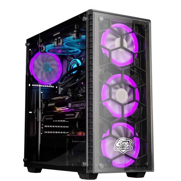 High End Gaming PC (i9-9900KF, NVIDIA GeForce RTX3070, ...)