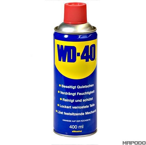 Erinnerung: Multifunktions-Öl WD-40 Aldi Süd 2.59€