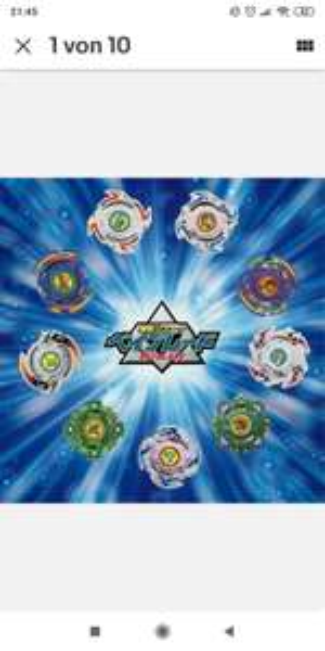 Beyblade 20th Anniversary Set