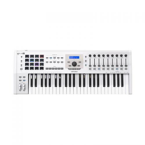 Arturia Keylab 49 MK2 + Arturia V Collection [MIDI / VST / AU / AAX / Plugin / DAW / Musikproduktion]