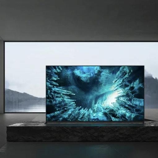 Sony KD-75ZH8 8K Full Array LED 75 Zoll TV Fernseher