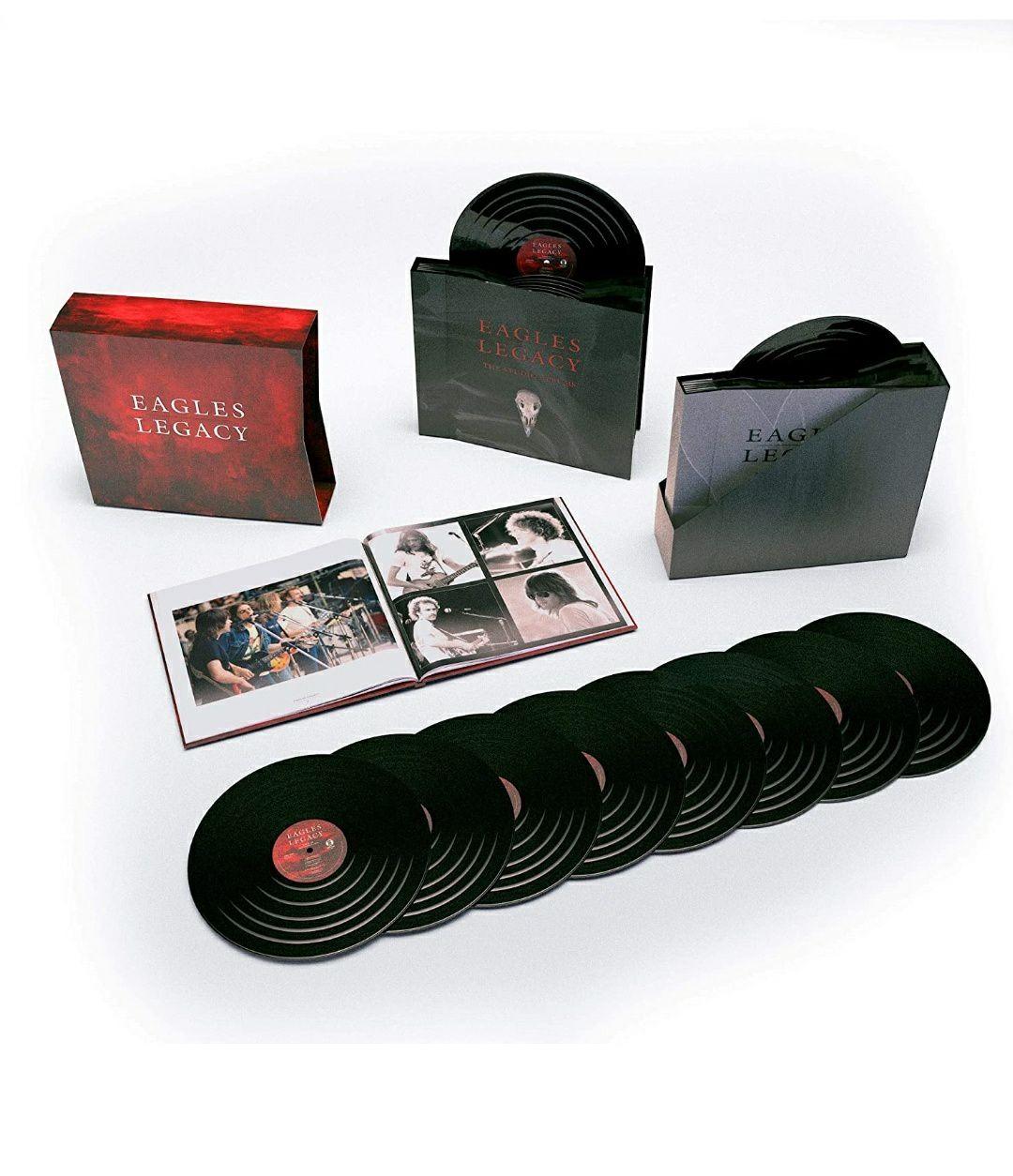 Eagles - Legacy Vinyl Box Set (Vinyl LP)