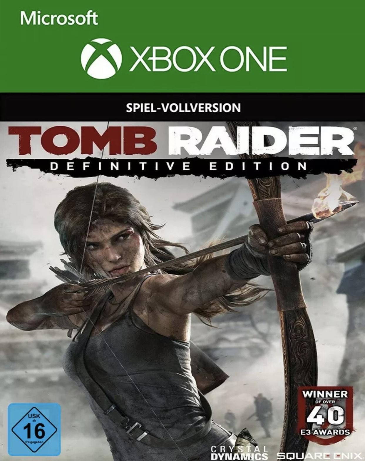 Tomb Raider: Definitive Edition (Xbox One / Series S&X im Microsoft Store)