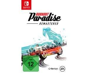 Videospiele Sammeldeal z.b Burnout: Paradise Remastered (Switch) [Amazon Prime]