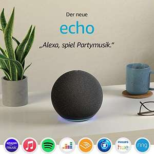 Amazon Echo!! 4. Generation + Philips Hue White LED