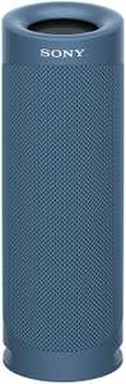 Sony SRS-XB23 tragbarer, kabelloser Bluetooth Lautsprecher (12h Akkulaufzeit, wasserabweisend, Extra Bass), 4 Farben [Amazon]
