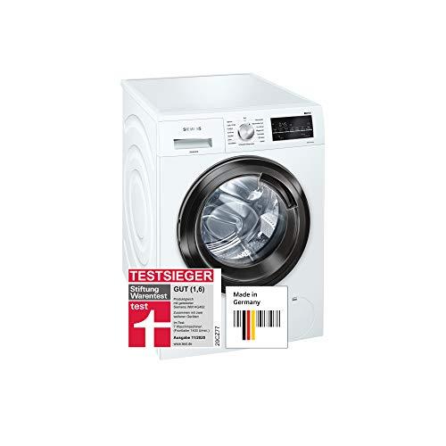 Siemens Waschmaschine IQ500 WM14G400 bei Amazon im Angebot