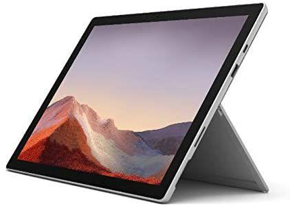 "Microsoft Surface Pro 7 Tablet 12.3"" - i5, 8GB RAM, 128GB SSD (Amazon UK)"