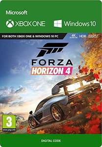 """Forza Horizon 4 – Standard Edition - Xbox / Win 10 PC - Download Code 