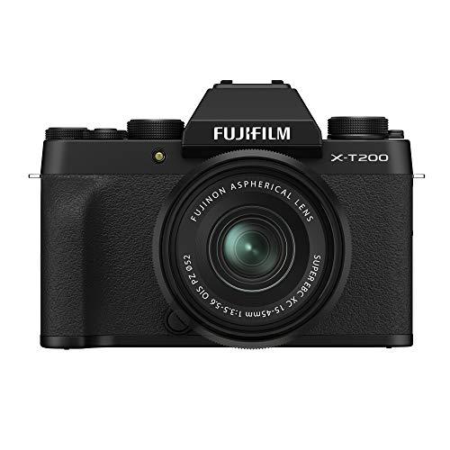 Fujifilm X-T200 Systemkamera Kit mit 15-45 mm Objektiv für 487,26€ inkl. Versand (Amazon.fr)