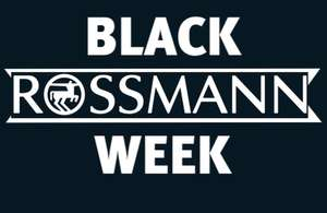 Rossmann Black Week Angebote + Coupons / Rabatte / Aktionen KW 48-20 (23.-27.11.2020)