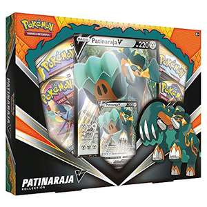 Pokemon Karten Patinaraja-V Box [Amazon]
