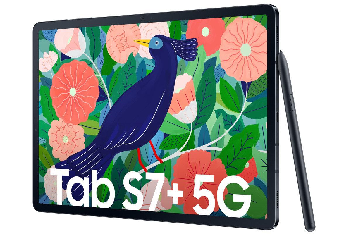 Samsung Galaxy Tab S7+ 5G O2 M Boost