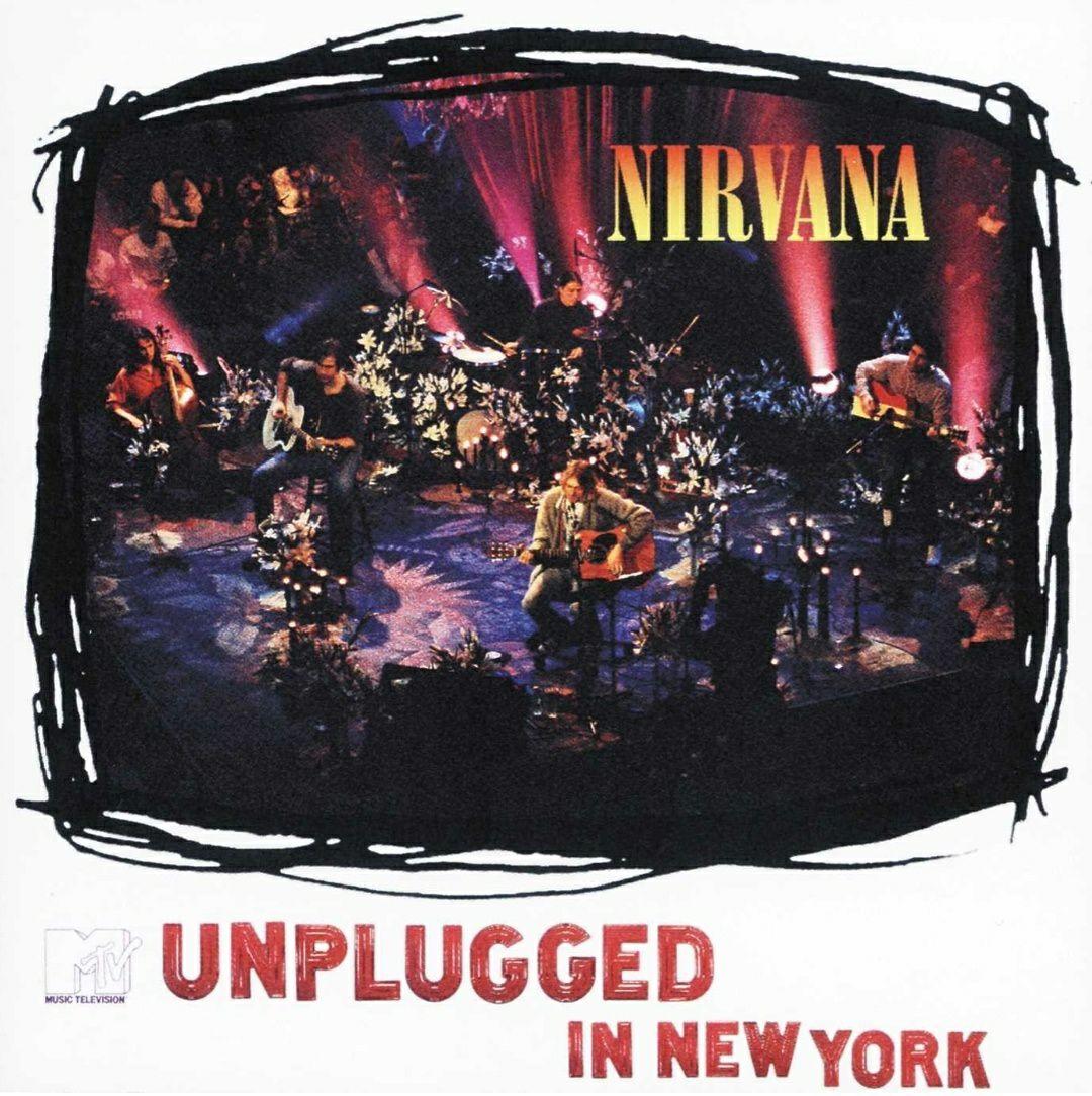 Nirvana - MTV Unplugged In New York (Back-To-Black-Serie) (Vinyl LP)