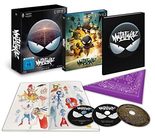 Nischendeal Mutafukaz - Limited Edition 16,99€ (+2,89€ Versandkosten unter 29€ Bestellwert) Amazon nächster Vergeichspreis bei Idealo 55,31