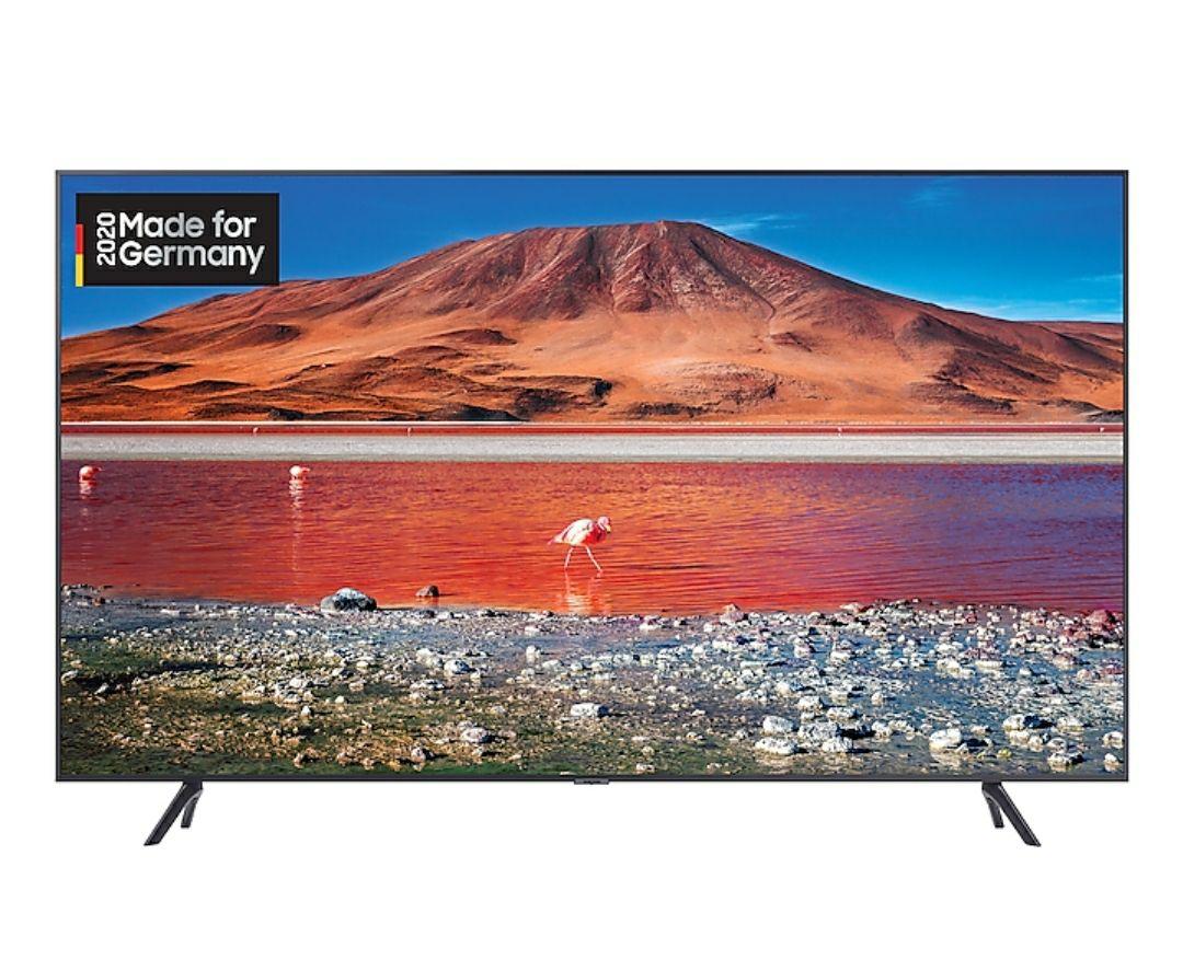 """Samsung 75"""" Crystal UHD 4K TU7179 (2020) HDMI 2.1 + Aktion: """"Großes Entertainment geschenkt"""" bis zu 12 Monate HD+ und weitere"""