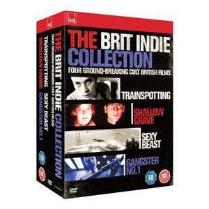 (UK) The Brit Indie Collection (4 Discs) (Blu-ray) für 13,49€ @ play