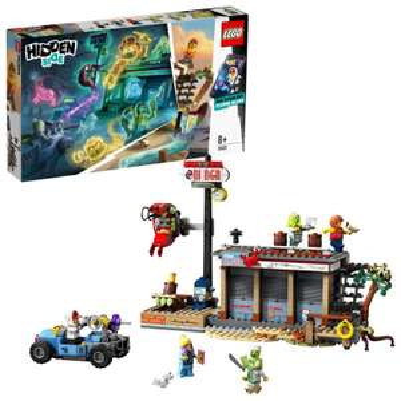 Lego 70422 HS Angriff auf die Garnelenhütte
