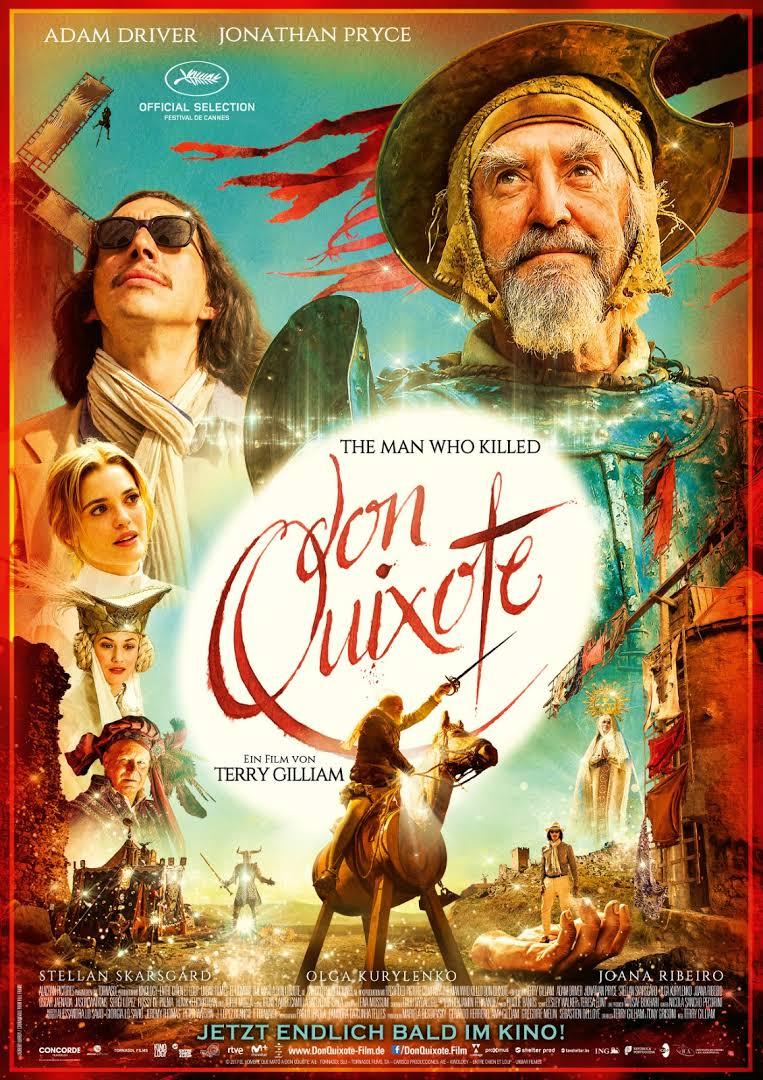 The Man Who Killed Don Quixote (2018) von Terry Gilliam im kostenlosen Stream (SRF)