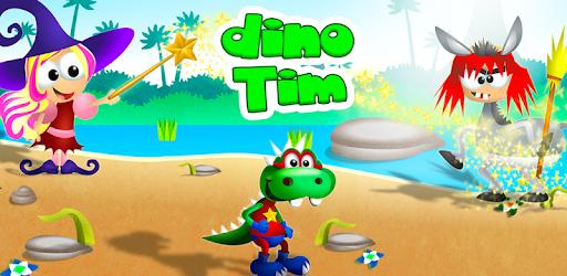 [Google Playstore] Dino Tim Vollversion: Spiele Formen Farben