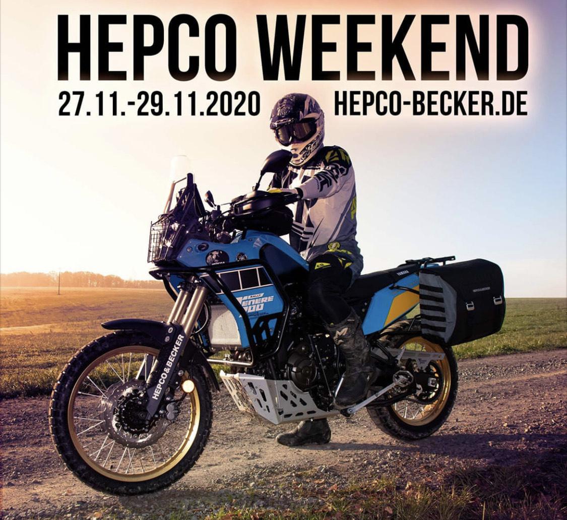 Hepco&Becker 10% auf alles (27.11-29.11)