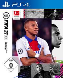 [PS Store] FIFA 21 Champions Edition PS4™ & PS5™