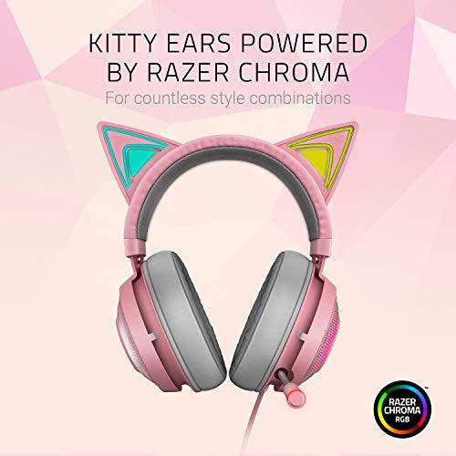 *Amazon.it* Razer Kraken Kitty Edition / Pink (Kabelgebunden)