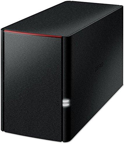 [Amazon] Buffalo Linkstation 220 NAS Leergehäuse für 37,85€ (einfaches NAS für einfache Ansprüche)