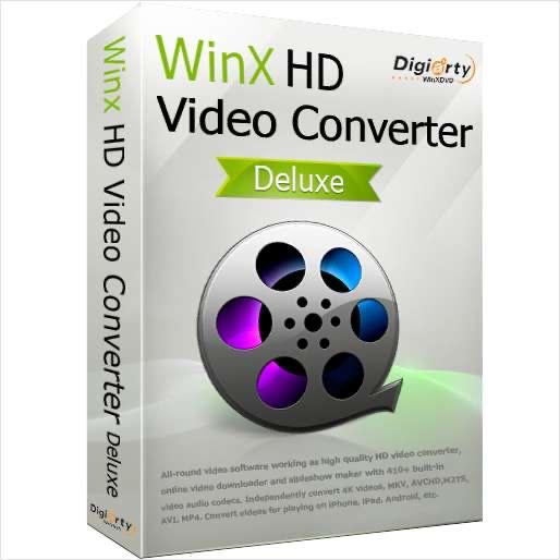 WinXDVD Videokonverter aktuelle Version