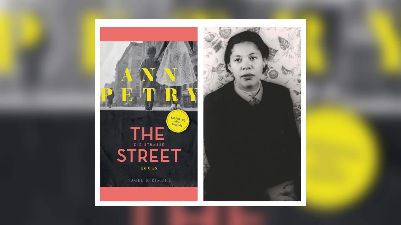 """Kostenloses Hörbuch: speak low Verlag """"Ann Petry~The Street-Die Straße"""" beim SWR bzw. in der ARD-Audiothek (gelesen von Bettina Hoppe)"""