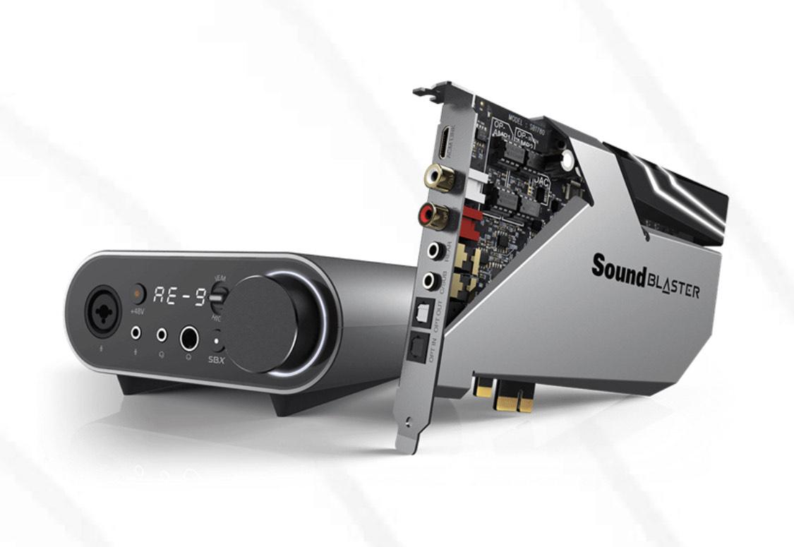 Soundblaster AE-9 im Warehouse Deal!
