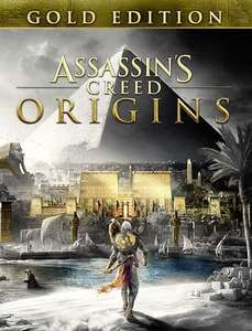 Assassin's Creed Origins Gold Edition Xbox Disk