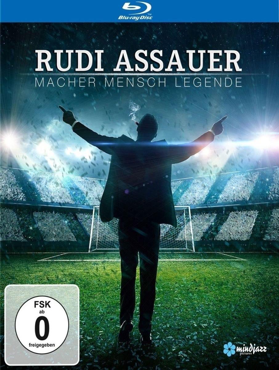 Rudi Assauer - Macher. Mensch. Legende. Blu-Ray [Amazon.de]