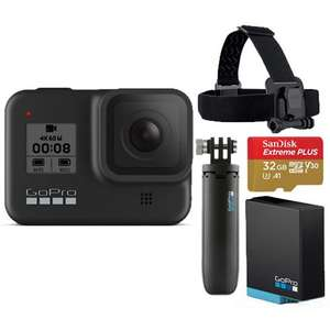 GoPro HERO8 Schwarz Bundle