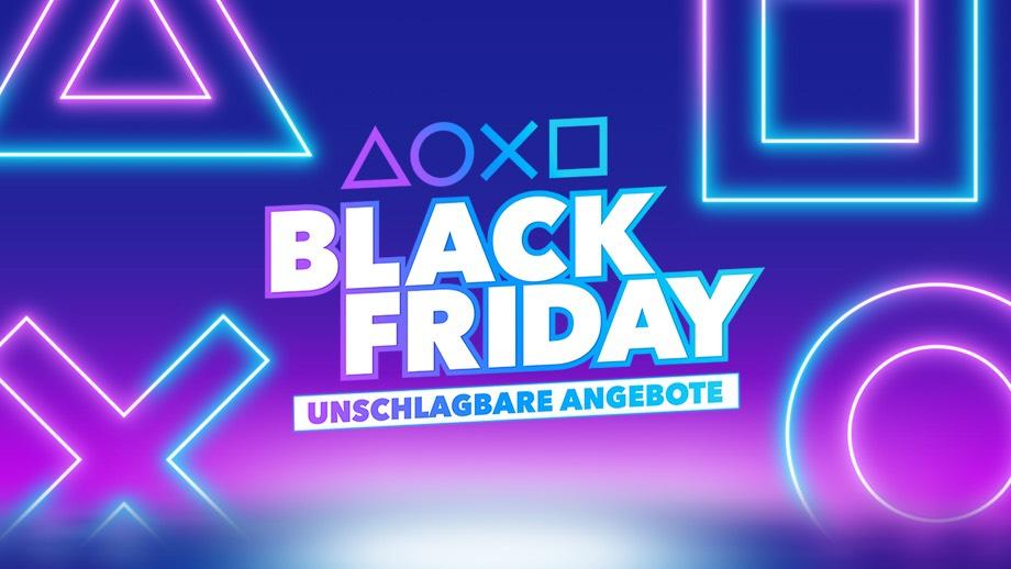 PSN Store Black Friday Angebote