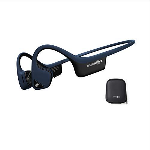 [Amazon Prime] AfterShokz Trekz Air (85€) und Titanium (65€) Knochenschall Kopfhörer mit Coupon