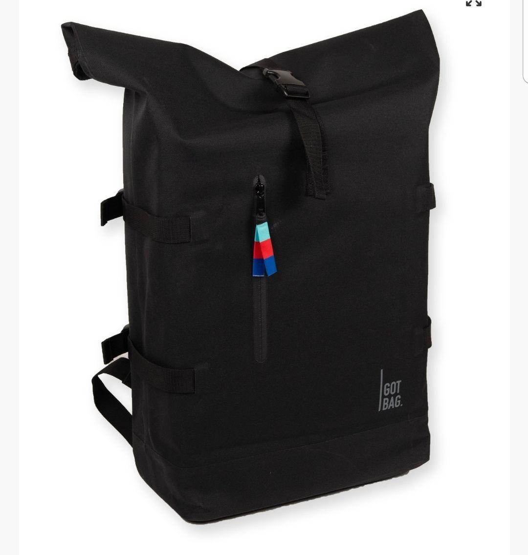 GOTBAG Rucksack schwarz *wie neu* im nachhaltigen SUSLET Outlet