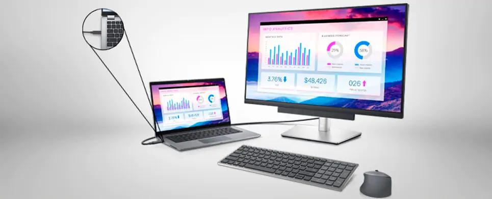 Dell 27 4K USB-C Monitor- P2721Q Cyber Woche + Unidays (-20%) / Alienware -20% [EXTRA20]