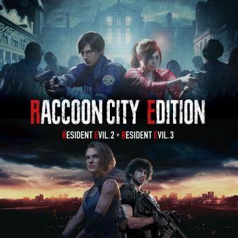 Resident Evil 2 & 3 Bundle (Raccoon City Edition) - PlayStation 4 & 5
