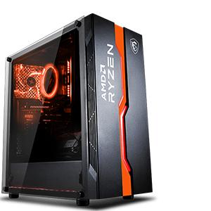 [Agando] Gaming-PC: Ryzen 5 3500X, RTX 3070, 16GB DDR4-3200, 500GB NVMe, B450, Win 10 (konfigurierbar)