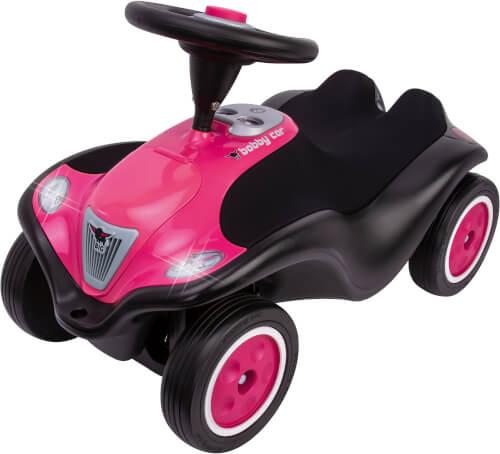 Bobby-Car Next in Raspberry, Turquoise und rot für 69,99€