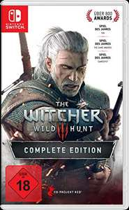 Witcher 3 - Wild Hunt Complete Edition (Switch) - Prime