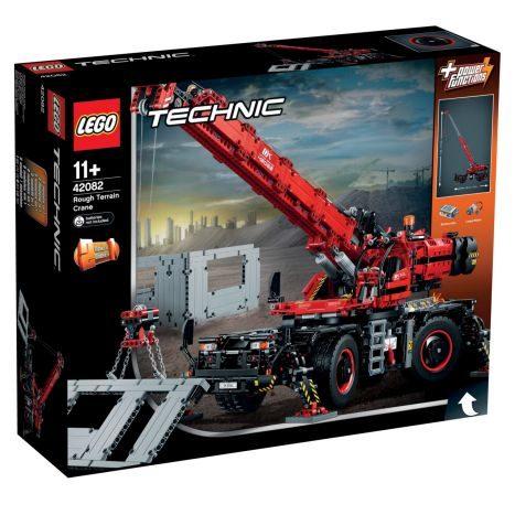 LEGO Technic Geländegängiger Kranwagen 42082 bei Interspar.at
