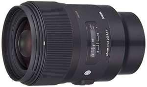 Sigma 35mm F1,4 DG HSM Art Objektiv Sony-FE